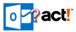 Act! and Outlook 2016