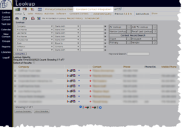WiredContact CRM integration with Constant Contact