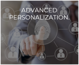 Advanced Personalization