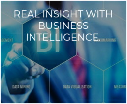 Real Insight with Business Intelligence
