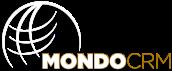 MondoCRM Logo White