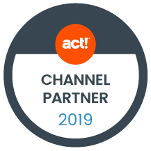 Act! Channel Partner Badge
