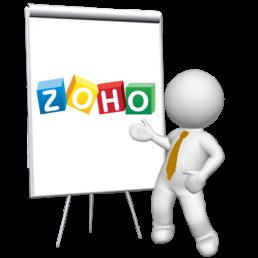 Zoho Training Man